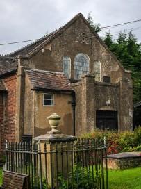 The old Baptist chapel 1741