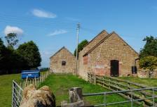 Farm buildings at Kenley