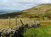 Wall and Titterstone Clee