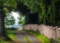 Belswardyne wall