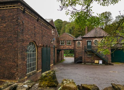 Ironworks yard